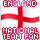 England National Team Fan