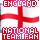England National Team Fan